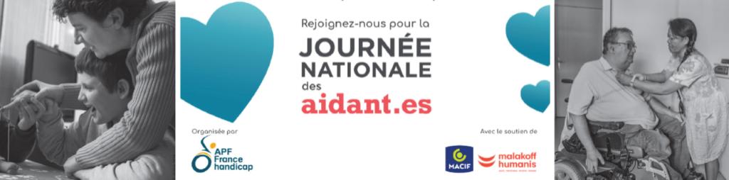 Journée Nationale des Aidant.e.s